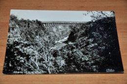 12066-   BRIDGE AND GORGE, VICTORIA FALLS RHODESIA - Simbabwe