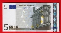 5 EURO ITALIA J003J3 - DUISENBERG - ITALY J003 J3 - S04295345119 - NEUF - UNC - EURO