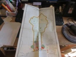 Carte Du Dahomey - Geographical Maps