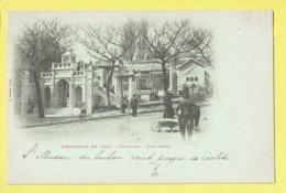 * Paris - Parijs (Dép 75 - Capital De La France) * (A. Taride) Exposition, Expo 1900, Trocadéro, Indo Chine, Animée - Expositions