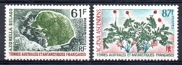 TAAF - YT N° 52-53 - Neufs ** - MNH - Cote: 14,20 € - Nuevos