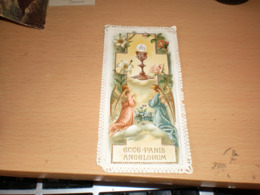 Acca Panis Ancelorum Russia ????? Maybe Cyrillic Letters ?????? - Images Religieuses