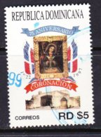 REPÚBLICA DOMINICANA, USED STAMP, OBLITERÉ, SELLO USADO. - Dominikanische Rep.