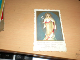 Hvaljeno Sveto I Neoskrnjeno Zacece Blazene Djevice Marije Majke Bozje - Images Religieuses