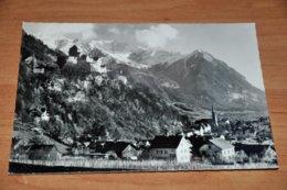12071-   SCHLOSS VADUZ MIT RAPPENSTEIN UND FALKNIS - Liechtenstein
