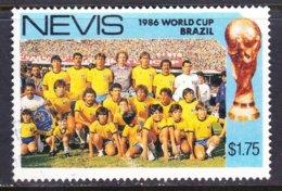 NEVIS, USED STAMP, OBLITERÉ, SELLO USADO. - St.Kitts Und Nevis ( 1983-...)