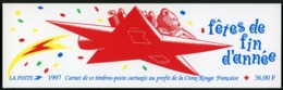 BC 2046 NEUF TB / Croix Rouge 1997 Fêtes De Fin D'année / Valeur Timbres : 30F Soit 4.57€ - Booklets