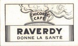 Buvard Chicorée Café Raverdy Saint Saulve. Tasse - Café & Thé