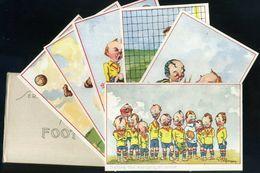 ILLUSTRATORE FAROPPA - HUMOR FOOT-BALL UMORISTICA CALCIO - Prima Serie - Calcio