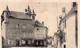 CP- MEYMAC- Construction Originale- - Francia