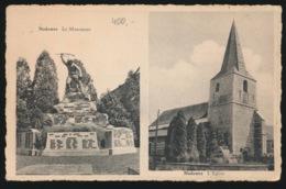 NODUWEZ   LE MONUMENT  L'EGLISE - Orp-Jauche