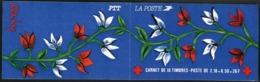 """BC 2033 NEUF TB / Croix Rouge 1984 """"Caly, La Corbeille Rose"""" / Valeur Timbres : 21F Soit 3.2€. (carnet Plié) - Croix Rouge"""