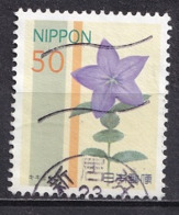 Japan 2011 - Seasonal Flowers Series 1 (50 Yen) - Usados