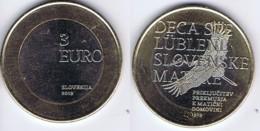 Slovenia -  3  Euro  -  Anno 2019 - Slovenia