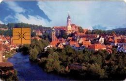 REPUBLICA CHECA. Castle Český Krumlov. C248A, 44/09.98. (059). - República Checa