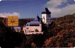 REPUBLICA CHECA. Castle Karlštejn. C250A,46/09.98. (014). - República Checa
