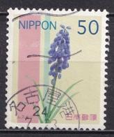 Japan 2012 - Seasonal Flowers Series 2 (50 Yen) - Usados