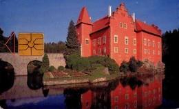 REPUBLICA CHECA. Castle Červená Lhota. C249A, 45/09.98. (076). - República Checa