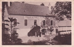 BOURBON LANCY(RESTAURANT) VILLA DU VIEUX PUITS - Autres Communes