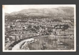 Monte-Carlo - La Condamine - 1947 - Photo Card / Carte Photo - Monte-Carlo