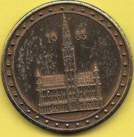 100 MICHIEL 1983 BRUSSEL ONZE HOOFDSTAD - Tokens Of Communes