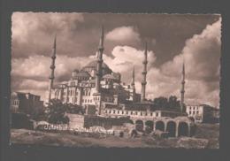 Istanbul - Sultan Ahmed - 1954 - Turquie