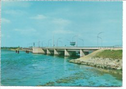 Frederik IX Bridge. Nykøbing Denmark.   B-3693 - Bridges