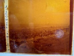 GRÈCE -  SALONIQUE - Vue Générale - Plaque De Verre Stéréoscopique 6x13 - - Diapositiva Su Vetro