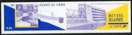"""BC 2689 A NEUF TB / 1991 Journée Du Timbre """"Métiers De La Poste"""" / Valeur Timbres : 15F Soit 2.29€ - Booklets"""