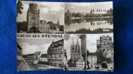 Gruss Aus Stendal Germany - Stendal