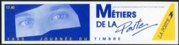 """BC 2640 A NEUF TB / 1990 Journée Du Timbre """"Métiers De La Poste"""" / Valeur Timbres : 13.8F Soit 2.1€ - Booklets"""