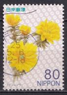 Japan 2012 - Seasonal Flowers Series 4 - Usados