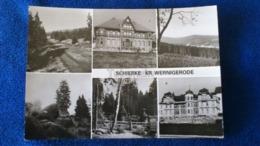 Schierke Kr. Wernigerode Germany - Schierke