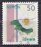 Japan 2012 - Seasonal Flowers Series 4 (50 Yen) - Usados