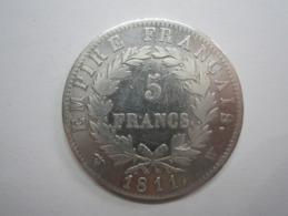 5 FRANCS NAPOLÉON 1er 1811 W - France