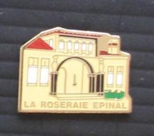 Pin's Ville Epinal Clinique La Roseraie - Städte