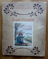 LIVRET POEME DE THEODORE BOTREL, JEAN-GOUIN MARIN BRETON-ILLUST. GRANCHI-TAYLOR - French Authors