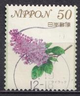 Japan 2013 - Seasonal Flowers Series 6 (50 Yen) - Usados