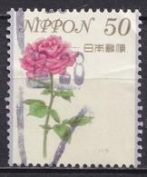 Japan 2013 - Seasonal Flowers Series 7 (50 Yen) - Usados