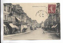 27 - GISORS ( Eure ) - La Grande Rue - Gisors