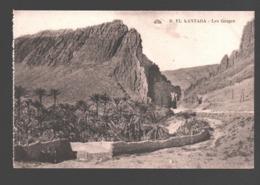 El Kantara - Les Gorges - Plaatsen