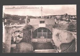 الموقع الأثري بقرطاج / Carthago / Carthage - Amphithéâtre - Chapelle Des Ste-Perpétue Et Ste-Félicité - Tunisie
