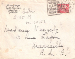 Haute Savoie :- MEGEVE Daguin ENSOLEILLE HIVER ETE - Marcophilie (Lettres)