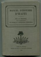 Dr J.-C. DORSAINVIL Manuel D'Histoire D'Haïti 1934 - 1901-1940