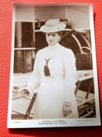 RUSSIA  - RUSSIE - Czarina Alexandra Feodorovna - Tsarine Alexandra Féodorovna - Familles Royales