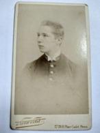 """COLLÉGIEN - Photo Ancienne CDV Pierre Petit - """" Henri , Collège Stanislas , Paris. BE - Ancianas (antes De 1900)"""