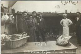 "TARN : Mazamet, La Grève, ""Cuisines Communistes"", TOP Carte-Photo, RARE... - Mazamet"