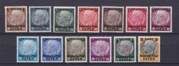 Generalgouverment - 1939 -  Michel Nr. 1/13 - Postfrisch - 30 Euro - Besetzungen 1938-45