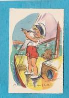 Illustrateur : Germaine Bouret. - V'là Encore Totor Qui Flirte !... - Bouret, Germaine