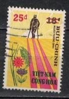 VIETNAM   SUD               N°     YVERT    497 B      OBLITERE              ( Ob  4/ K  ) - Vietnam
